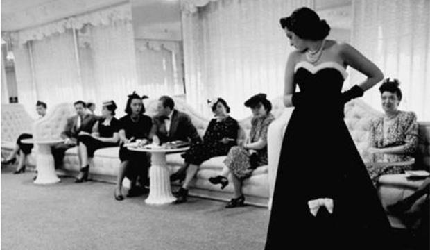 fashion buyers meeting
