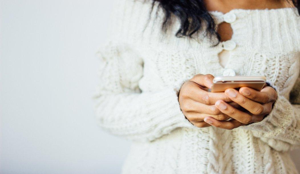 mobile-optimized fashion marketing