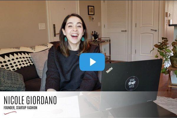 fashion blog strategy course video
